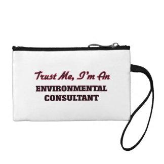 Confíe en que yo es un consultor ambiental