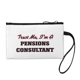 Confíe en que yo es un consultor de las pensiones