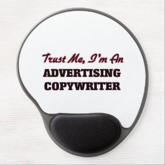 Confíe en que yo es un Copywriter de la publicidad Alfombrilla Con Gel