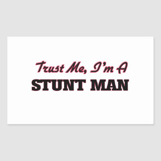 Confíe en que yo es un hombre de truco rectangular altavoz