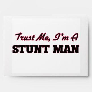 Confíe en que yo es un hombre de truco