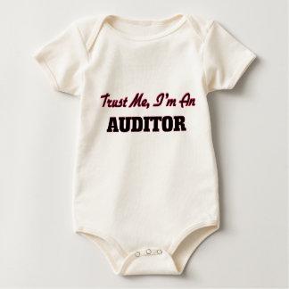 Confíe en que yo es un interventor trajes de bebé
