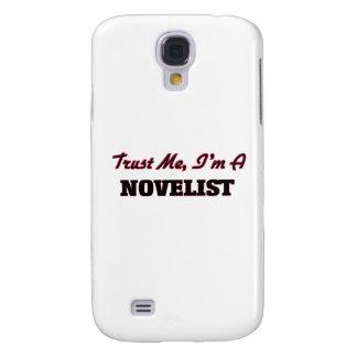 Confíe en que yo es un novelista
