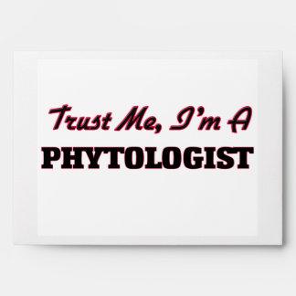 Confíe en que yo es un Phytologist