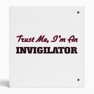 Confíe en que yo es un vigilante