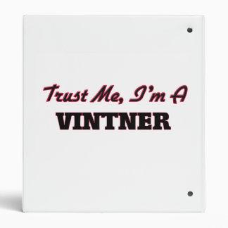 Confíe en que yo es Vintner