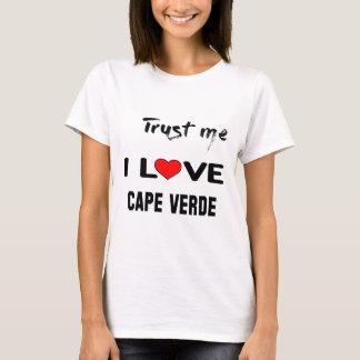 Confíeme en amor Cabo Verde de I. Playera
