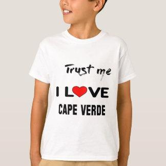 Confíeme en amor Cabo Verde de I. Remera