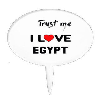 Confíeme en amor Egipto de I Palillos De Tarta