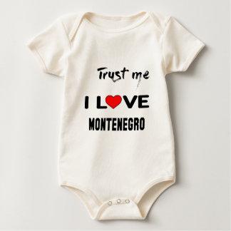 Confíeme en amor Montenegro de I Enterito