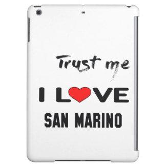 Confíeme en amor San Marino de I.