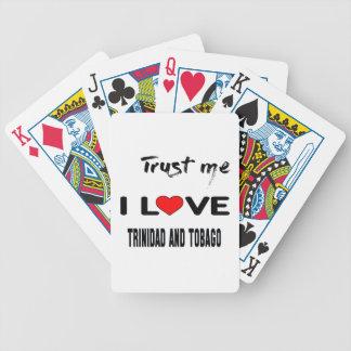 Confíeme en amor Trinidad and Tobago de I. Cartas De Juego