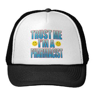 Confíeme en la vida B del farmacéutico Gorros