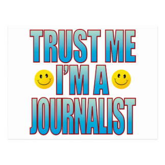 Confíeme en la vida B del periodista Tarjetas Postales