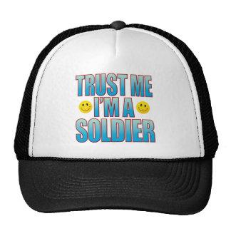 Confíeme en la vida B del soldado Gorro De Camionero