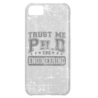 Confíeme en Ph.D en la ingeniería