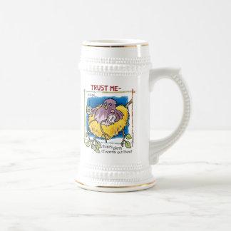 Confíeme en Stein Tazas De Café