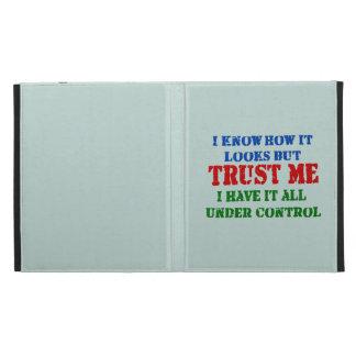 Confíeme en -- Todos bajo control