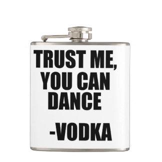 CONFÍEME EN, USTED PUEDE BAILAR - la vodka