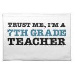 Confíeme en, yo son profesor del grado de A séptim Mantel