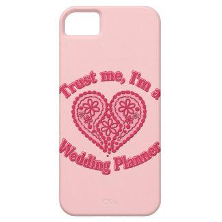 Confíeme en, yo son regalos de un planificador del iPhone 5 Case-Mate protectores