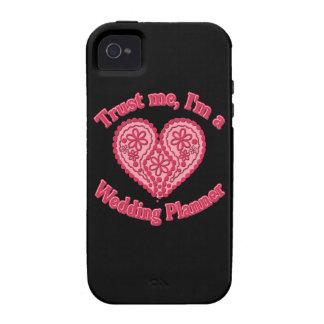 Confíeme en, yo son regalos de un planificador del Case-Mate iPhone 4 funda