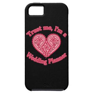Confíeme en, yo son regalos de un planificador del iPhone 5 Case-Mate funda