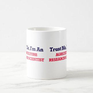 Confíeme en, yo son un científico de la taza clásica