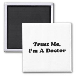 Confíeme en, yo son un doctor iman