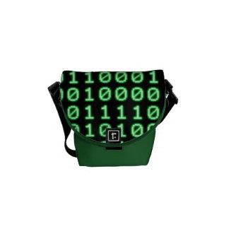Configuración de bits bolsa de mensajeria