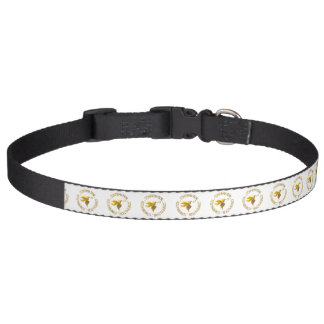 Confirmación de oro y Espíritu Santo Collar De Perro