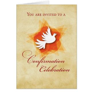 Confirmation Celebration Invitation
