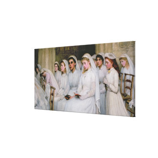 Confirmation Gallery Wrapped Canvas