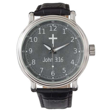 Confirmation Gifts Boys - Bible Verse Watch