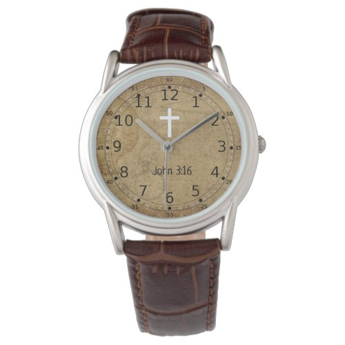 Confirmation Gifts for Boys- Bible Scripture Watch