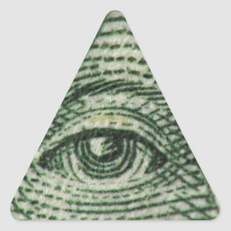 confirmed triangle sticker