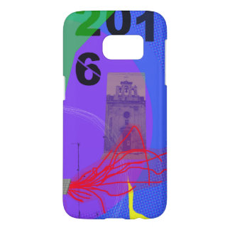 Conflicted Intimacy: close-up Samsung Galaxy S7 Case