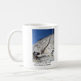 Conflicting Quotes: Yosemite Classic White Coffee Mug
