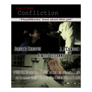 Confliction Poster