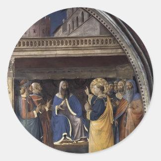 Conflicto del Fra Angelico- antes de Sanhedrin Etiquetas