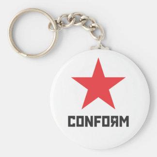 conform keychains