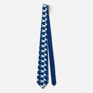 Conformation Westie Neck Tie