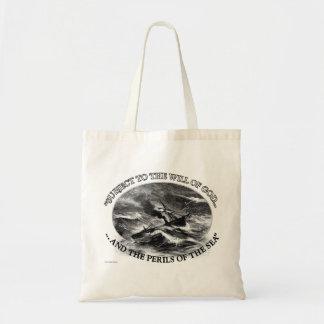 Conforme a dios y al mar bolsas