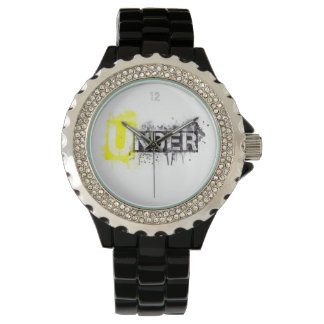 CONFORME a diseño del logotipo Relojes