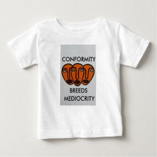 Conformity 2 baby T-Shirt