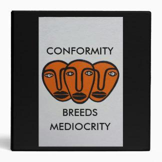 Conformity 2 binder