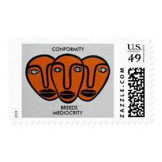 Conformity 2 postage