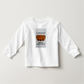 Conformity 2 toddler t-shirt