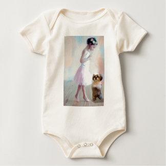 conformity baby bodysuit