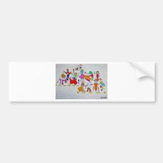 Conformity Bumper Sticker
